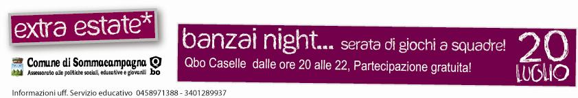 banzia night singolo